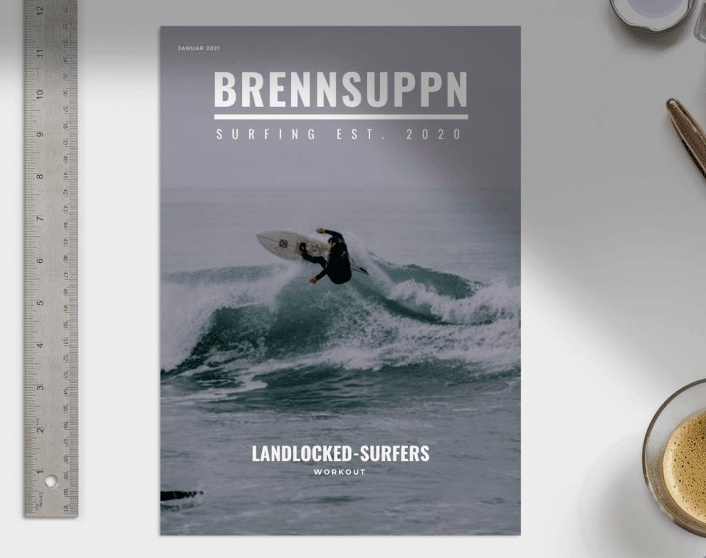 LANDLOCKED SURFERS WORKOUT